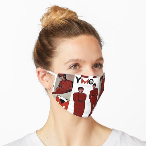 YMO Treppe Maske