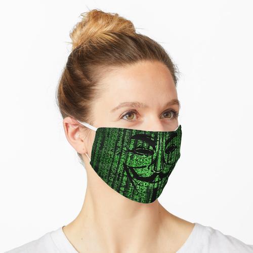 Der Widerstand der eine Maske