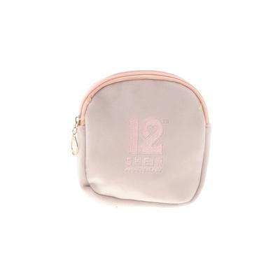 Shein Makeup Bag: Pink Solid Accessories