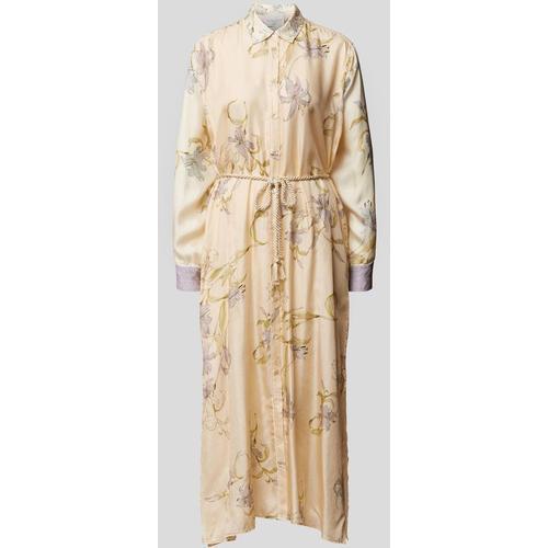 Forte Forte Hemdblusenkleid aus Seide