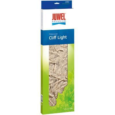 JUWEL AQUARIEN Filterabdeckung Filtercover Cliff Light grau Aquarium-Zubehör Aquaristik Tierbedarf