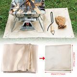 Couverture Anti-feu pour Barbecu...