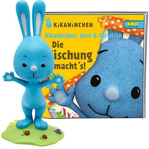 tonies® Hörfigur Kikaninchen - Die Mischung macht's, blau