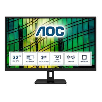 """Moniteur PC AOC 32"""" Q32E2N 75HZ- QHD- 2K"""