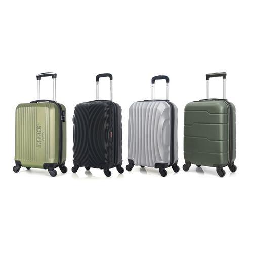 Handgepäck-Koffer: Moscou-E in Silber