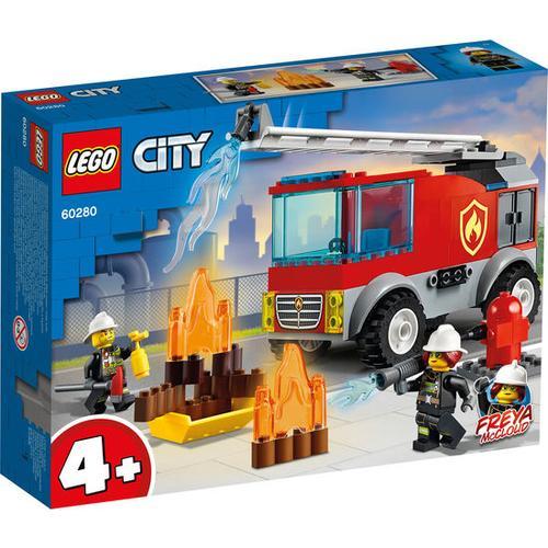 LEGO®City 60280 Feuerwehrauto, bunt