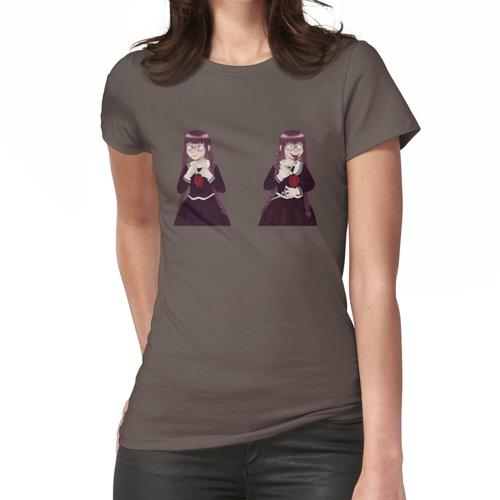 zweiseitig Frauen T-Shirt