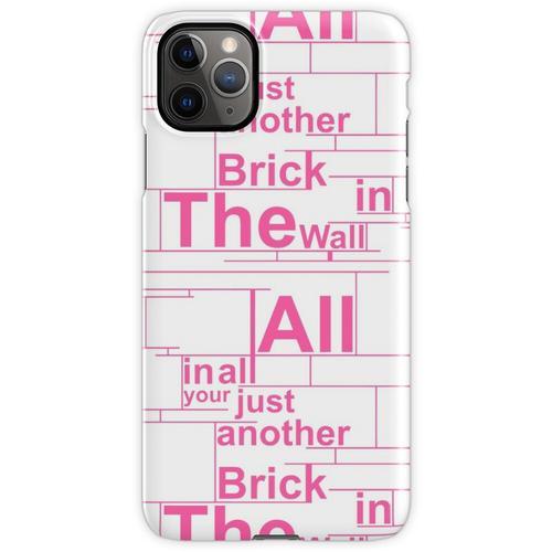 Pink Floyd Die Wandgestaltung iPhone 11 Pro Max Handyhülle