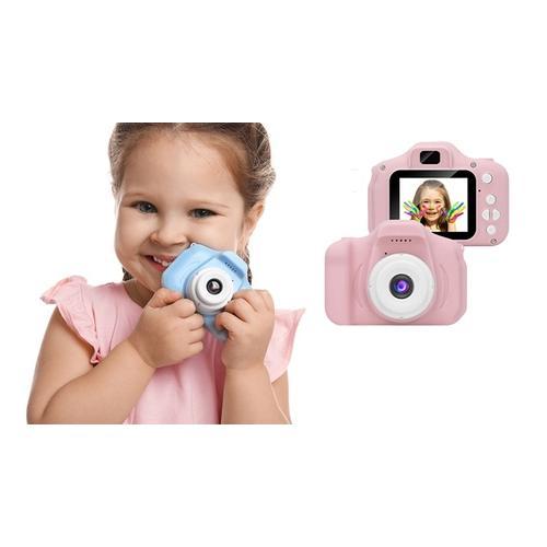 Kamera für Kinder: Blau/ Ohne Speicherkarte