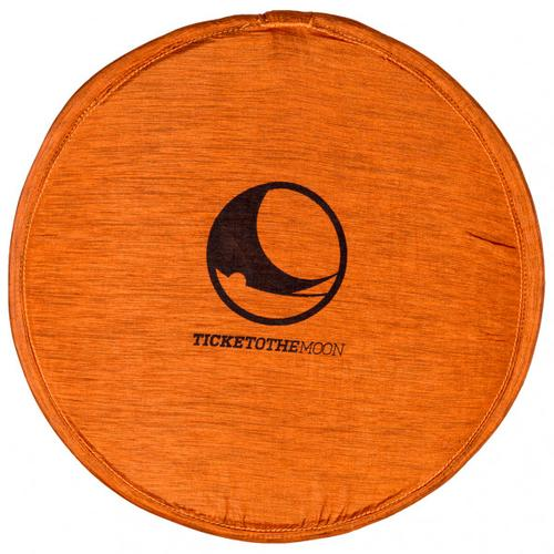 Ticket to the Moon - Pocket Frisbee - Strandspielzeug Gr One Size orange