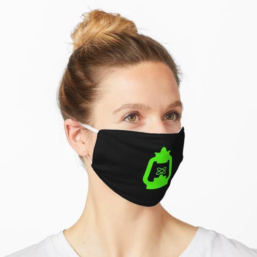 Eisenbahn-Logo (grün) Maske