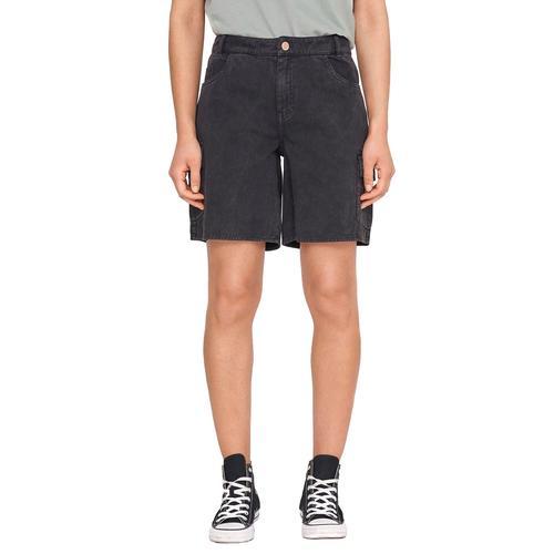 Noisy May Lucky Longboarder Cargo Shorts Damen-Short - schwarz