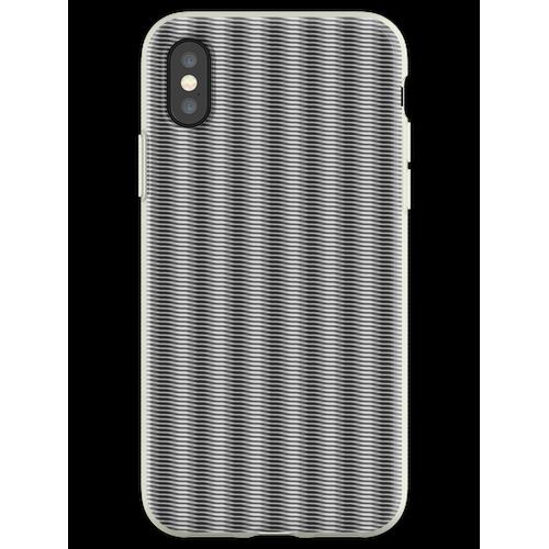 Aluminiumoxid Flexible Hülle für iPhone XS
