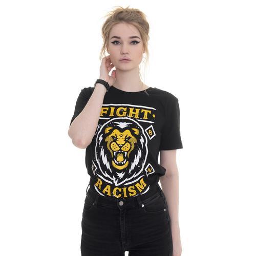 Kein Bock Auf Nazis - Lion - - T-Shirts