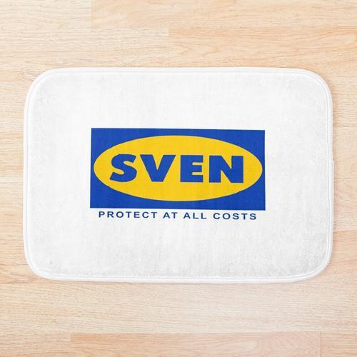 BEST SELLER - Sven Ikea Merchandise Badematte