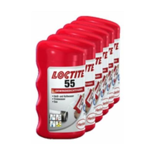 Loctite 55, 6x160 Gewindedichtfaden Gewindeabdichtung Dichtfaden Gewindedichtung