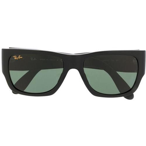 Ray-Ban Eckige 'Nomad' Sonnenbrille