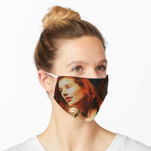 Nie war ein Cornflake Girl Maske