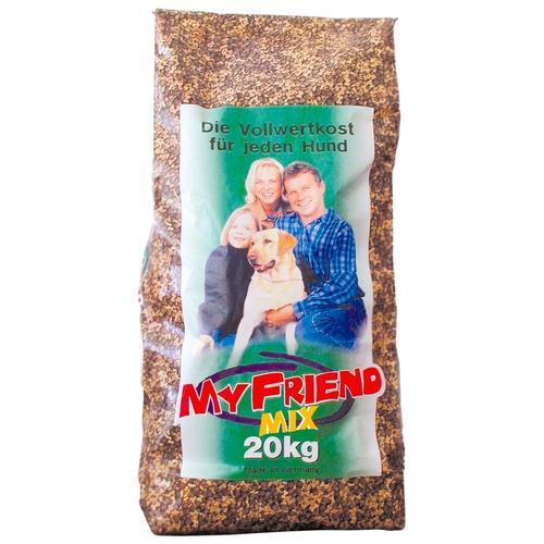 Bosch Petfood Trockenfutter My Friend Mix, (1), 20 kg braun Hundefutter Hund Tierbedarf