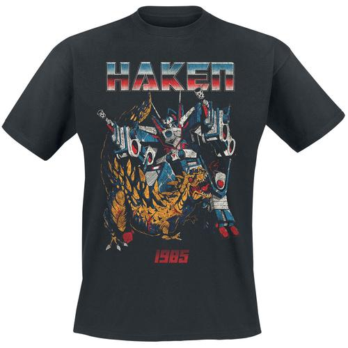 Haken Transformers Herren-T-Shirt - schwarz - Offizielles Merchandise