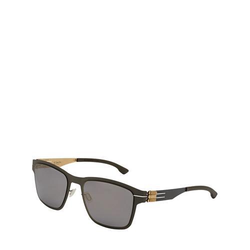 Mey & Edlich Herren Sonnenbrille Hasenheide leicht grau onesize