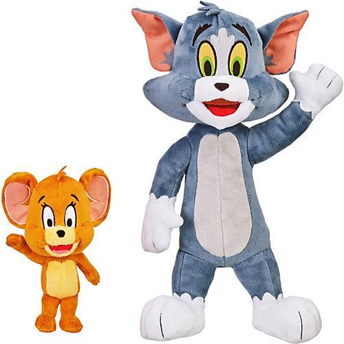 Tom & Jerry Plüschtier-Set