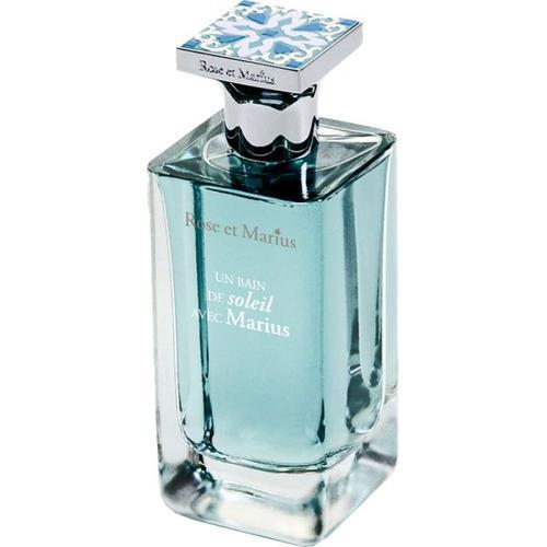 Rose et Marius Un Bain de Soleil avec Marius Eau de Parfum (EdP) 100 ml Parfüm