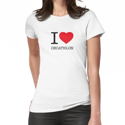 I DECATHLON Frauen T-Shirt