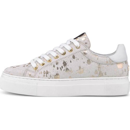 Maruti, Sneaker Ted Hairon Leather in beige, Sneaker für Damen Gr. 39