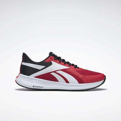 Reebok Men's Energen Run Running Shoes in Vector Red/Ftwr White/Core Black Size 9 - Running Shoes