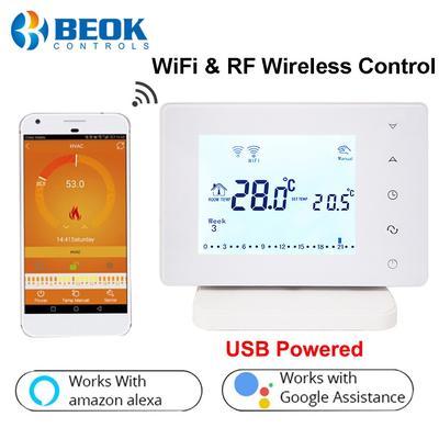 Beok – Thermostat sans fil Wifi ...
