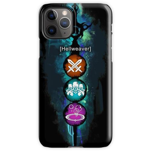 ArcheAge: Du hast den Pfad des Höllenwebers gewählt iPhone 11 Pro Handyhülle