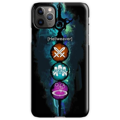 ArcheAge: Du hast den Pfad des Höllenwebers gewählt iPhone 11 Pro Max Handyhülle