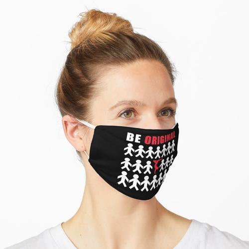 Sei ein origineller Turner Maske