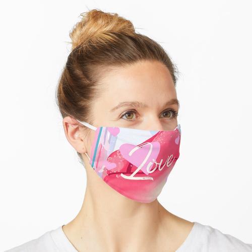 Erdbeer-Plastik-Trinkflasche Maske
