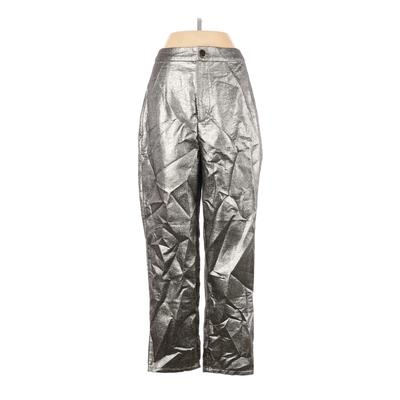 Show Me Your Mumu Dress Pants - High Rise: Gold Bottoms - Size X-Small