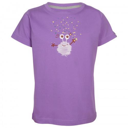 Elkline - Kid's Monsterchen - T-Shirt Gr 092/098 lila/rosa