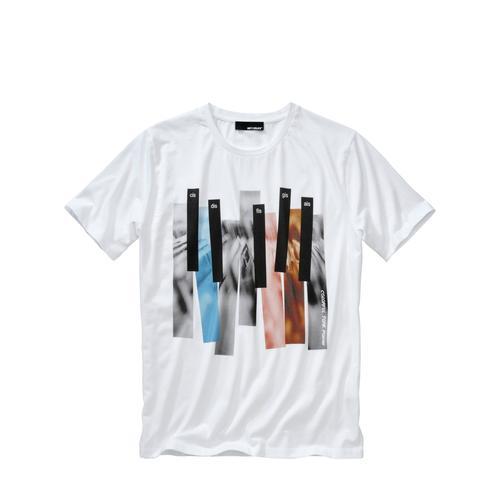 Mey & Edlich Herren Jazz-Shirt piano 46, 48, 50, 52, 54, 56