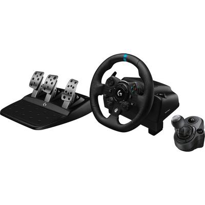 Logitech G923 Wheel/pedals & shifter for Xbox
