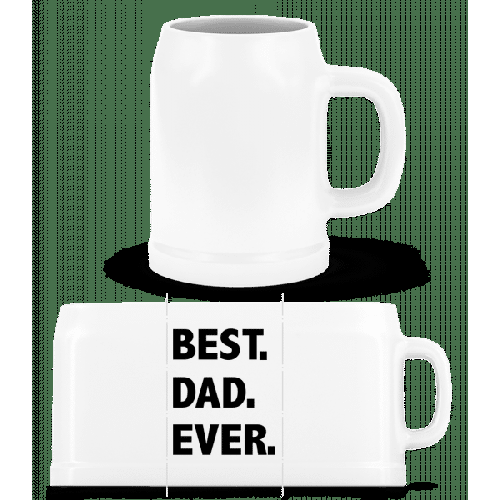 Best Dad Ever - Bierkrug
