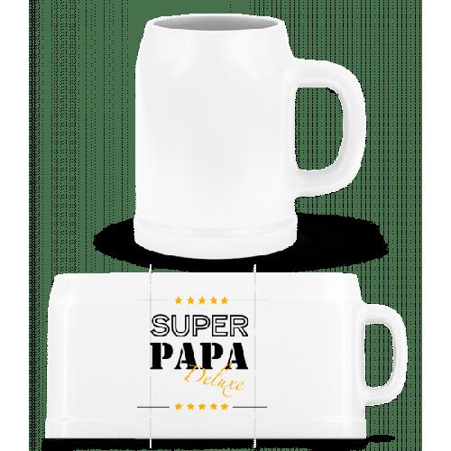 Super Papa Deluxe - Bierkrug