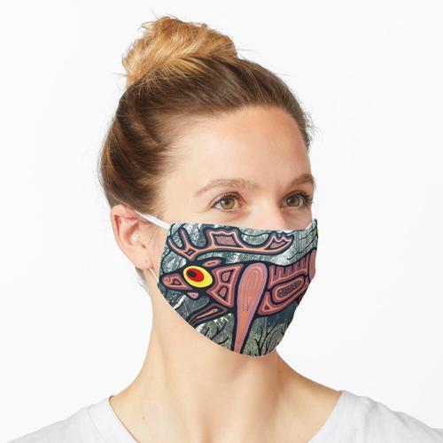 Mooz in Magnetawan Maske