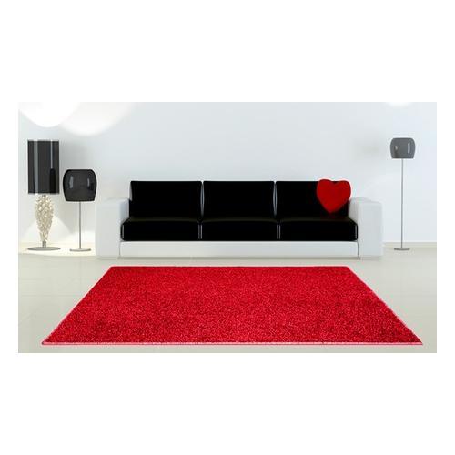 Teppich: Rot / 200 x 400 cm