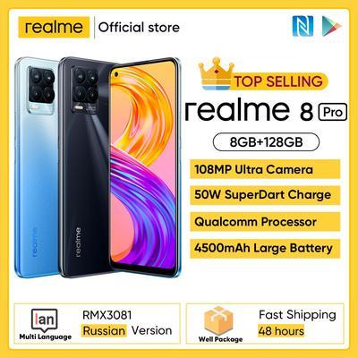Realme – Smartphone, 8 Pro, ram ...