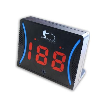 Radar de vitesse personnel multi-sports, Hockey, Baseball, Tennis, Golf, Football, test de vitesse,