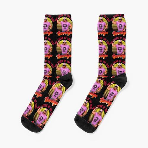 Creme der Ernte | Macho Man Socken