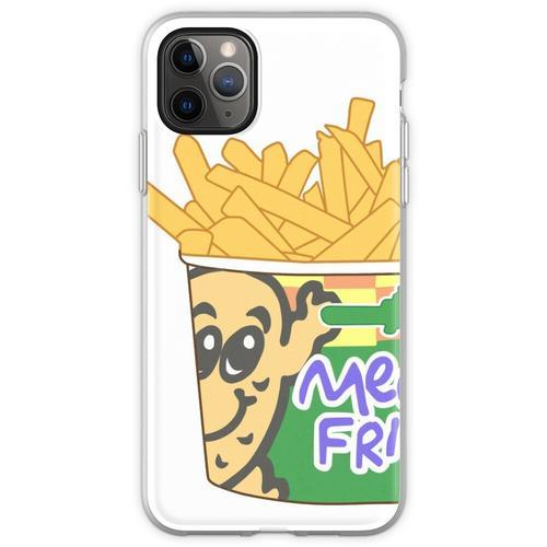 Kartoffelecke Mega Fries Flexible Hülle für iPhone 11 Pro Max