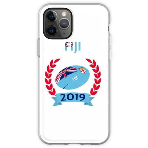 Cooles Fidschi Rugby Fan Shirt - Fidschi 2019 - RWC Fidschi 2019 T- Flexible Hülle für iPhone 11 Pro
