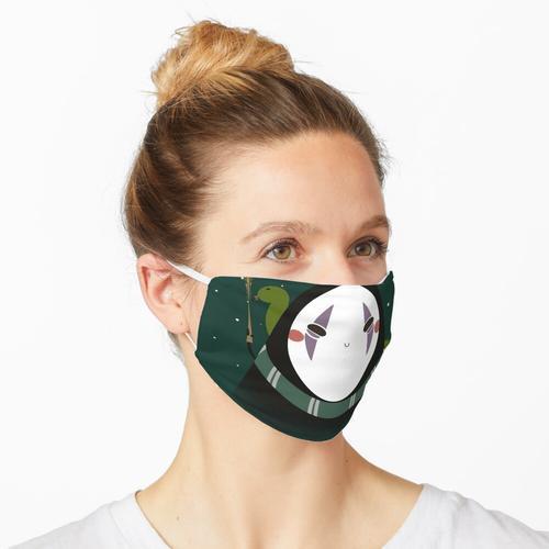 Kaonashi Slytherin Maske