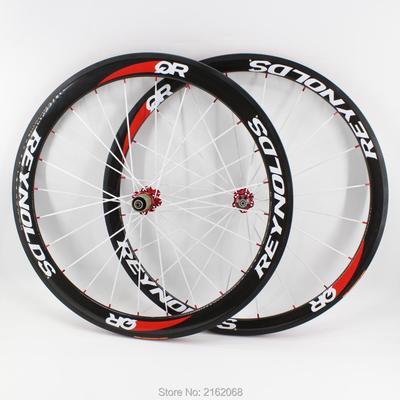 Jeu de roues de vélo de route en fibre de carbone 700C, 38mm + 50mm arrière, 3K UD 12K, 20.5 23 25mm